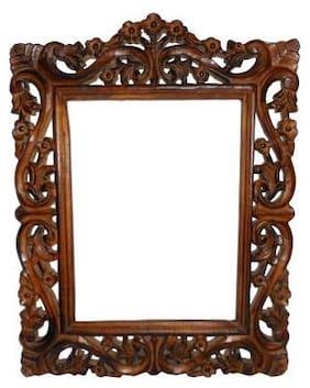 VAS Collection Home Wooden Mirror - Set of 1