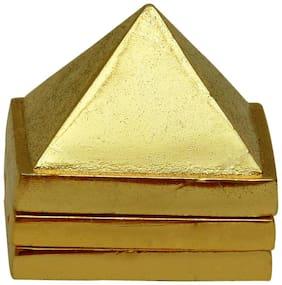 Vastu Art Vastu / Feng Shui / Metal Pyramid - Vastu Pyramid