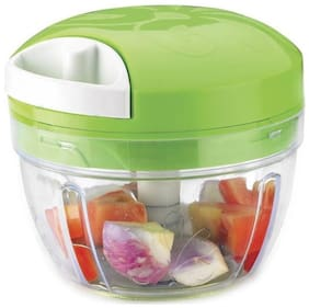 Vegetable Cutter, Blender Mini & Powerful Hand Held Electric Vegetable & Fruit Chopper (Multi Color) Pack of 1