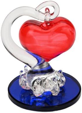 Verma Glass Showpieces ( Set of 1 )