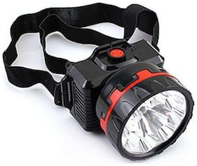 Vibama Sk Onlight 5W Flashlight Torch/Emergency Light/Rechargeable Led Head Lamp