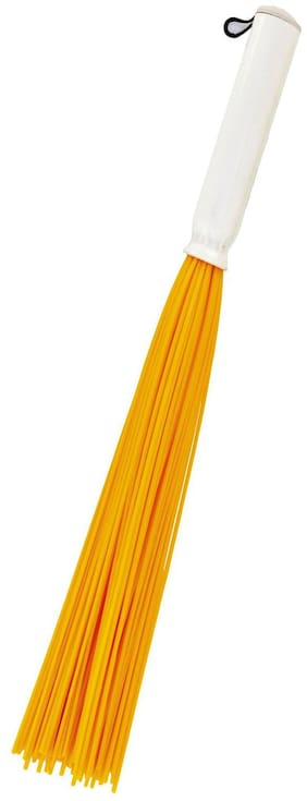 "Vimal Tin Tin 20"" Regular Size Bathroom Cleaning Plastic Broom"