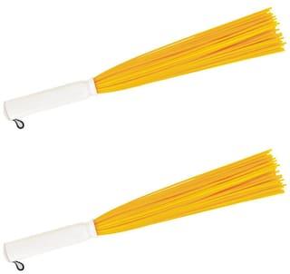"Vimal TinTin 20"" Regular Size Bathroom Cleaning Plastic Brooms Combo Set"