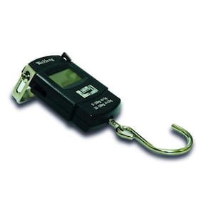 Virgo Portable Handheld Hanging Digital Lcd Electronic Luggage And Multi Purpose Pocket Weighing Scale 50 Kg