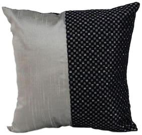 Vissage Plain & Checkered Cushion Cover : 40CM * 40CM