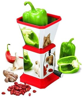 Vivaan Chilly, Vegetables and Dry Fruit Cutter / Stainless Steel Onion Chopper /  Vegetable Chopper