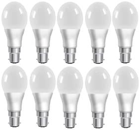 VIYASHA MG GOLD Base B22 15-Watt LED Bulb (Pack of 40, Cool Day Light)