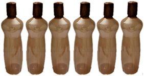 Vj Fridge Water Bottle Brown (Set of 6)