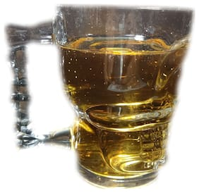 VJ Glass Mug For Drinks