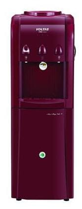 Voltas Mini Magic Pearl-R 500 W Water Dispenser (Maroon)