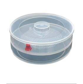 VR Plastic Healthy Sprout Maker With 2 Compartments