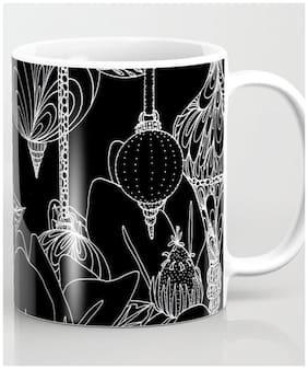 Vrinda- Tea,Coffee / Milk Mug,(1 Piece)