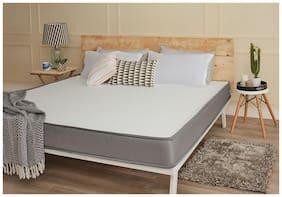 Wakefit Dual comfort mattress - hard & soft 5 inch Foam Queen Mattress