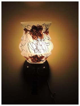 Wall Lamps material Glass SET OF 1 WALL LAMP