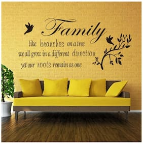 Wall Stickers Wall Decals Family Like Branches Wall Quote