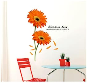 Wall Wings Blossom of love Wall Sticker/Stickers