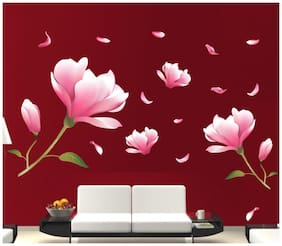 wall wings Flowers Nature Nature PVC  Sticker