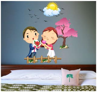 Wall wings Loveable Couples