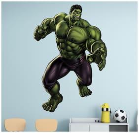 wall wings Superhero angry Super Hero Super Hero PVC  Sticker