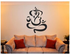 WallTola Ganesha Custom Wall Sticker