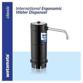 WataMate CLASSIC Electric Water Pump Dispenser with Power Plug