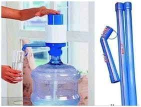WATER CAN BOTTLE WATER DISPENSER MANUAL HAND PRESS MANUALPUMP BOTTLED WATER PUMP