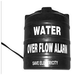 Water Tank Over Flow Alarm Electricity Saver (Black Color)
