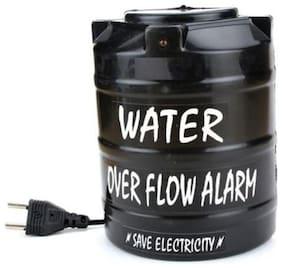 Water Tank Overflow Talking Alarm;Alert Alarm Sound System - Overflow Bell ( Black )