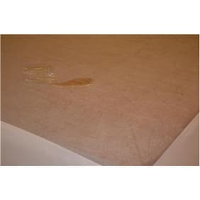 "Waterproof Mattress Protector Brown Small 72"" x 60"""