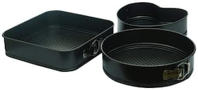 Way Beyond Cake Mould 3 PC Set - Black