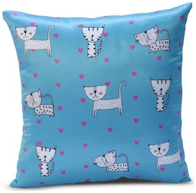 WELHOME Valentine Multicolor 1 Cushion Cover