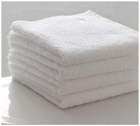 Welhouse India Soft Quality 4 White Face Towel