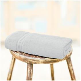 Welhouse India 200 GSM Cotton Hand Towel ( 1 Piece , White )