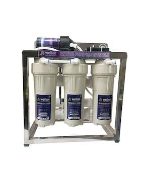 Wellon WELLONCOM01 25 ltr Water Purifier - Ro+uv
