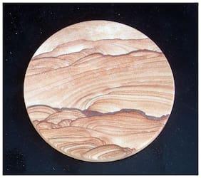 Western Lodge Cabin Decor Sedona Sandstone Coasters Set of 4 MADE IN THE USA