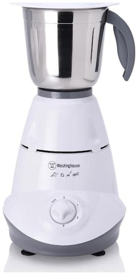 Westinghouse MM50W3A-DS 500 W Mixer Grinder ( Grey , 3 Jars )