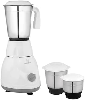 Westinghouse M50W3A-DJ 500 W Mixer Grinder ( White , 3 Jars )
