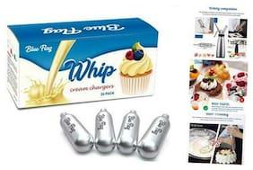 Whipped Cream Chargers N2O Nitrous Oxide 8-Gram Cartridge