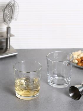 Whisky glass 285ml 6pcs