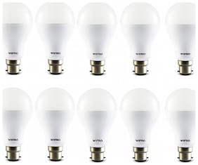 Wipro 14W Pack of 10 LED Bulb