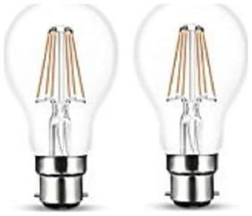 Wipro Garnet 6W Filament Bulb B22 Pin 2700K