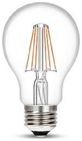 Wipro Garnet 6W Filament Bulb E27 Pin 2700K (Warm White)