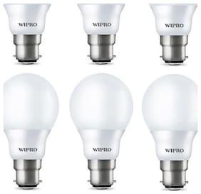 Wipro Garnet 7W LED Bulb 6500K