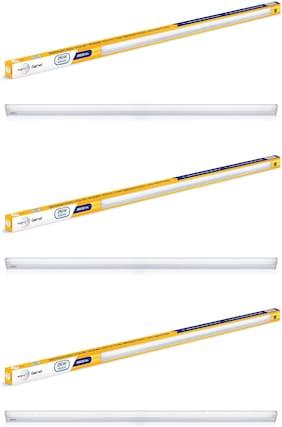 Wipro Garnet 26W LED Batten 6500K (Cool Day Light) - Pack of 3