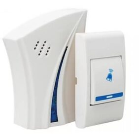 Wireless Remote Control Doorbell (Colors and Designs may vary) 1Pc