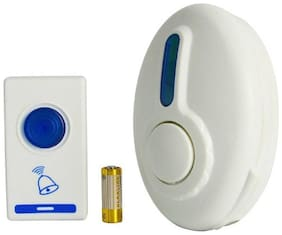 WIRELESS REMOTE CONTROL DOOR CALLING MUSICAL CHRIME BELL | FOR HOME | OFFICE Wireless Door Chime