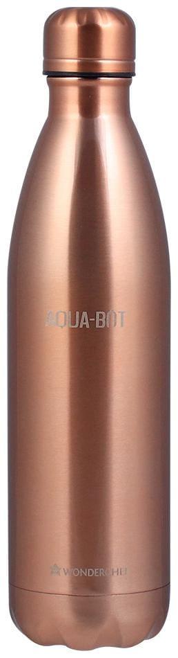 Wonderchef Copper Brown Water Bottle ( 500 ml , Set of 1 )