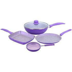 Wonderchef Celebration Set Purple