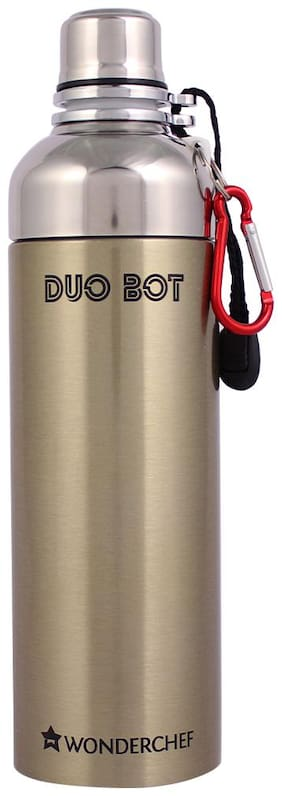 Wonderchef Duo-Bot single wall Bottle_1000ml