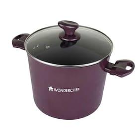 Wonderchef Everest 20cm casserole with lid   3.85L
